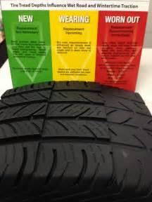 tire tread depths why is tire rotation necessary daks toyota
