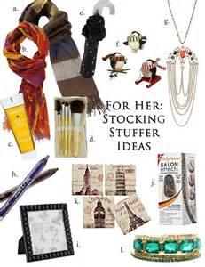 stuffer ideas lace vanilla poise december 2011