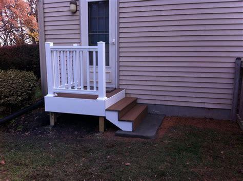 door steps    llc diy stairs porch