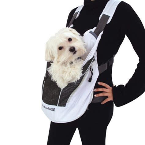 pouch carrier poochy pouch wearable carrier foufoubrands usa