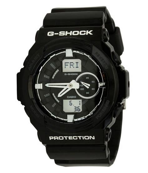 G Shock D 3641 Rubber Bkack List Gold Kw casio g shock black silver series ga 150bw 1adr g382 s price in india buy casio g