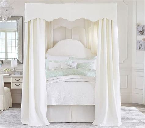 White Canopy Bed White Bedroom Canopy Home Design