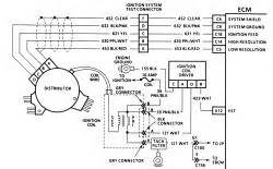 repair guides opti spark distributor ignition system