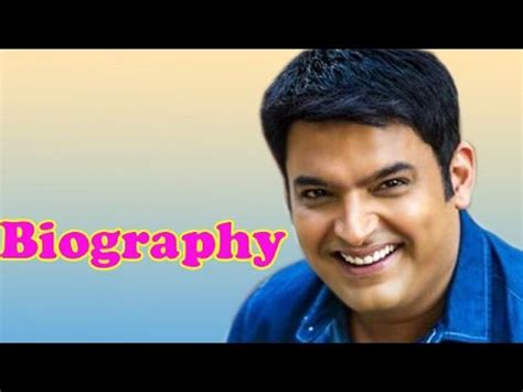 biography of kapil sharma kapil sharma biography unknown facts youtube
