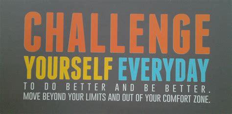 Or Challenge Challenge Yourself
