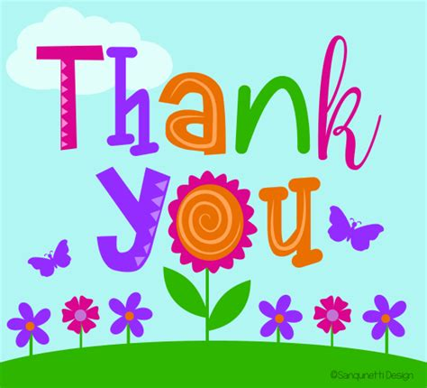 Thank You Flowers by Thank You Flowers Free For Everyone Ecards Greeting