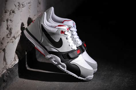 Nike Air Trainer Low nike air trainer 1 low white black hypebeast