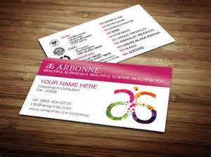 arbonne business card arbonne business card design 5 modified