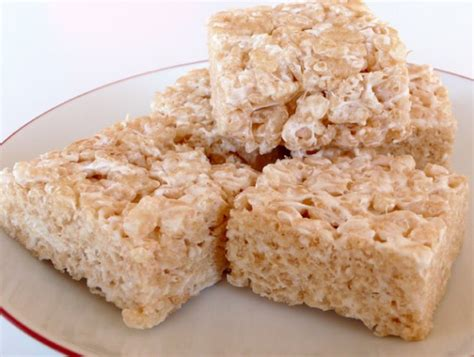 cold fusion guy rice krispies bars