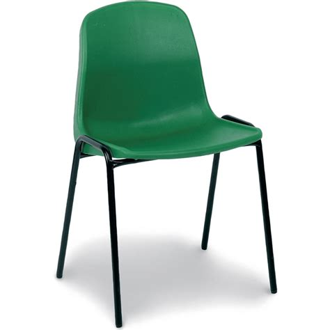 Stacking Chair by Tech Plastic Stacking Chair