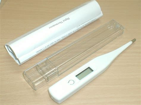 Thermometer Harmed trident pharm