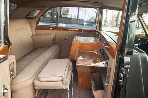 rolls royce vintage interior 1960 rolls royce phantom v