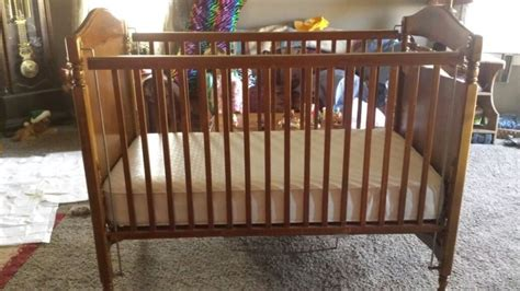 Drop Side Both Sides Crib Babycenter Baby Cribs With Drop Sides