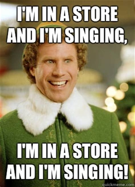 Meme Singing - i m in a store and i m singing i m in a store and i m
