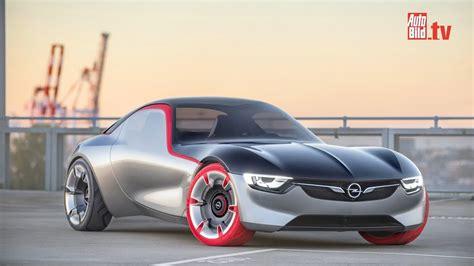 2019 Opel Gt by Opel Gt Concept 2019
