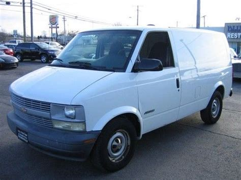 chevrolet astro cargo for sale by owner buy used 2001 chevy astro cargo auto a c service 1