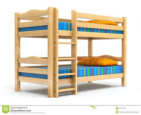 images of bunk beds bunk bed stock illustration image 51977221