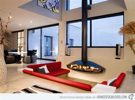 15 Space Saving And Pretty Sunken Living Rooms Home | 15 space saving and pretty sunken living rooms