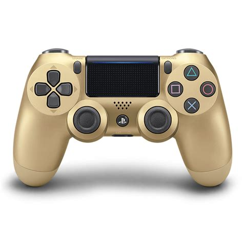 Ps4 Dualshock 4 playstation 4 dualshock 4 controller gold ebgames ca