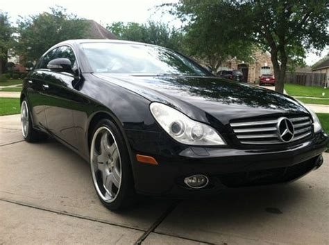 how can i learn about cars 2006 mercedes benz g55 amg regenerative braking find used 2006 mercedes benz cls500 base sedan 4 door 5 0l in league city texas united states