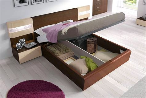 storage beds nyc how to transform your bedroom with unique and compact look