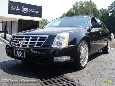 how things work cars 2010 cadillac dts electronic toll collection 2010 cadillac dts in black raven 118711 nysportscars com cars for sale in new york