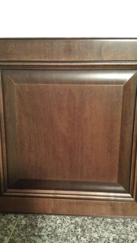 how to stain maple cabinets maple cabinet with pecan stain and coffee glaze kitchen