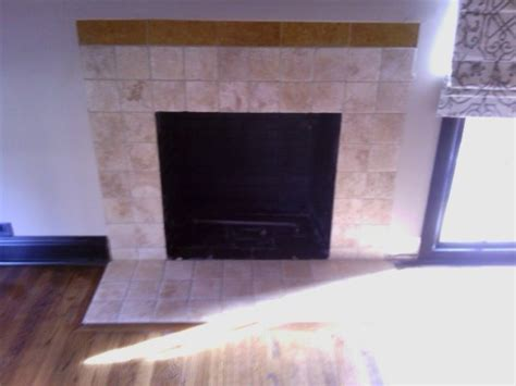 Fireplace Tile Grout by How Do You Get Ready For A Home Tour Preps