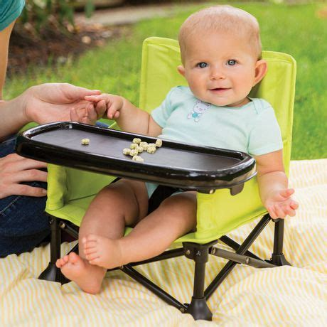 Summer Infant Pop N 39 Sit Portable Booster Green summer infant pop n sit portable booster walmart canada