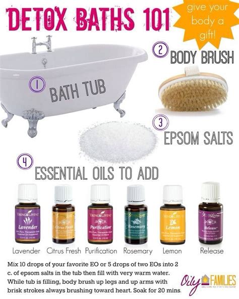 Essential Detox Imperial Wellness by 161 Best Essential Oils Images On Cleaning