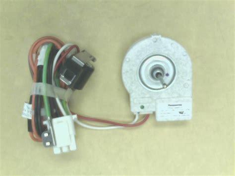 Evaporator Kulkas Panasonic wpw10276647 evaporator fan motor