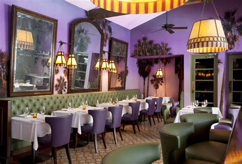 The Purple Room Palm Springs by Delicious Martyn Bullard Agentofstyle