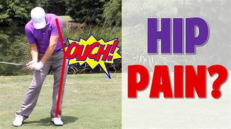pain free golf swing 2 1 eliminate hip pain from golf top speed golf
