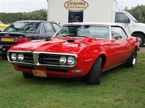 Firebird Auto by 1968 Pontiac Firebird Convertible 400 Ram Air With The