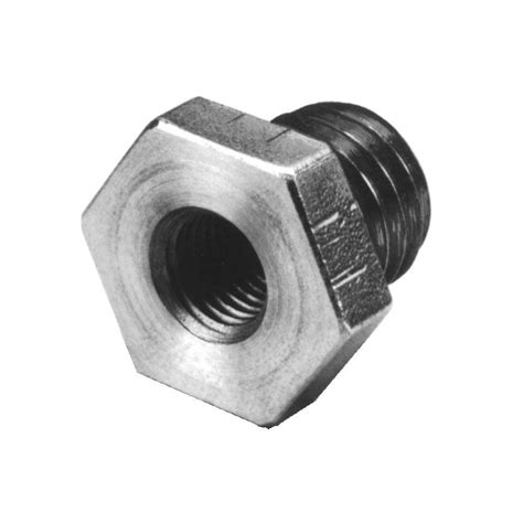 Adaptor Bolt lincoln electric bolt adapter 5 8 in 11unc x m10 1 5 mm 1 pack kh329 the home depot