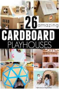 Coolest Kids Room by 26 Coolest Cardboard Houses Ever Playtivities