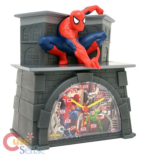 marvel coin bank with alarm clock in one figure ebay