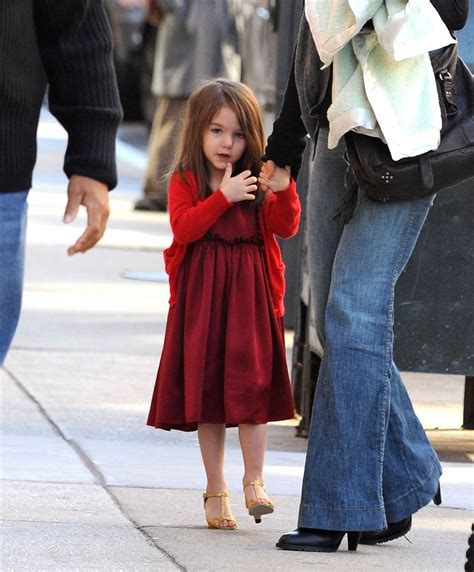 Best Dressed Of The Week Suri Cruise by Many Styles Of Suri Cruise Today