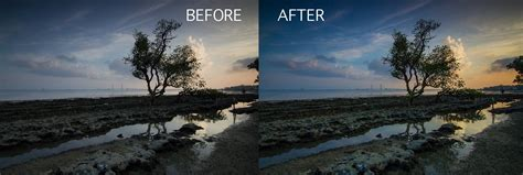 tutorial edit foto di lightroom tutorial edit foto landscape dengan handphone android