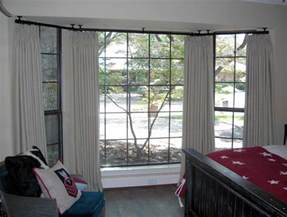 ceiling mount curtain rod ideas homesfeed