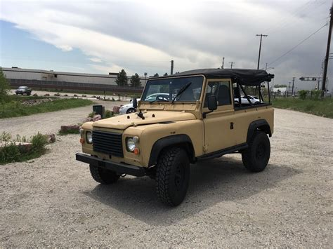 defender land rover for sale soft top 1986 land rover defender offroad for sale