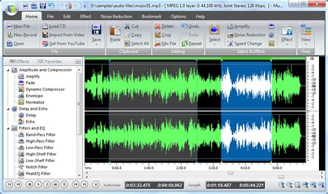 song editor 5 music editor software to edit music files leawo