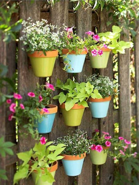 Vertical Garden Idea - 16 genius vertical gardening ideas for small gardens balcony garden web