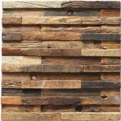 natural wood mosaic tile nwmt048 wood mosaics kitchen backsplash tile ancient wood mosaic wall
