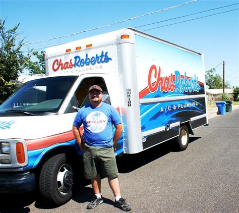 Service Arizona Plumbing by Chas Commercial Arizona Air