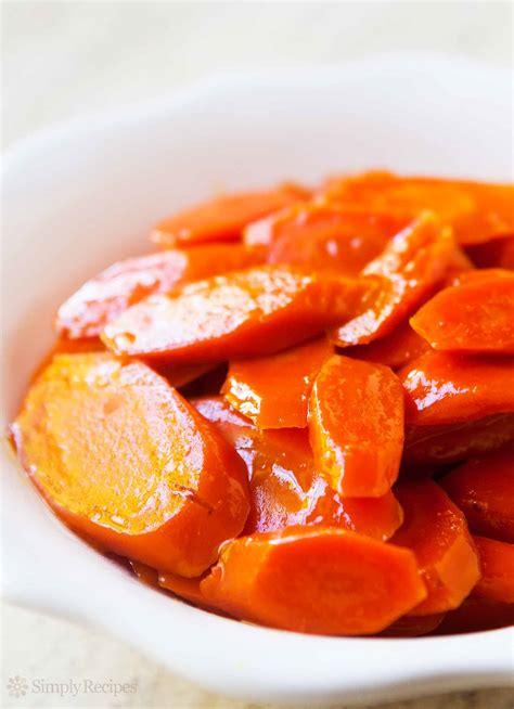 classic glazed carrots recipe simplyrecipes com