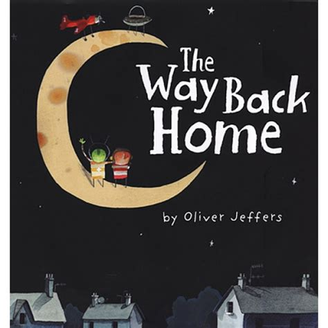 tiger class the way back home by oliver jeffers