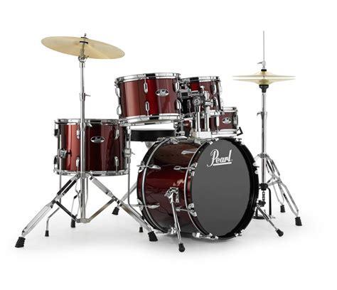 Pearl Roadshow Drum Set 4pcs pearl roadshow 5 jazz drum kit