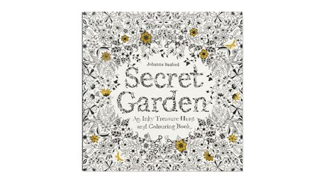 secret garden coloring book at target s day gift ideas southern living