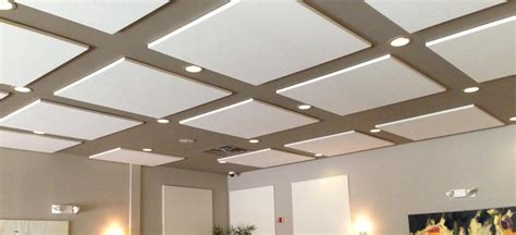Sound Tiles Ceiling by Sound Management Sound Solutions